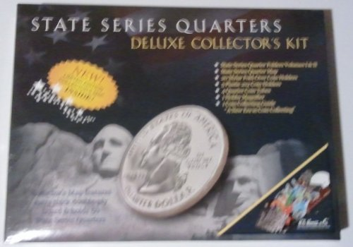 State Series Quarters; Deluxe Collector's Kit (Co State Quarter compare prices)