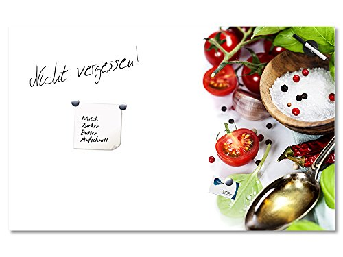 glas-magnettafel-wandtafel-magnettafel-tafel-fur-kuche-tomate-salz-ol-knoblauch-50x30cm-glas-magnett