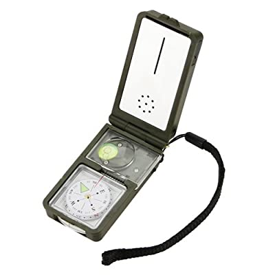 MuchBuy Multifunction 10 in 1 Outdoor Military Camping Hiking Survival Tool Compass Kit by MuchBuy