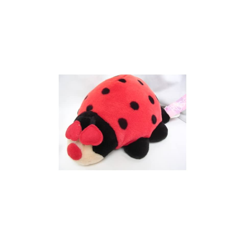 Ladybug Love Bug Plush Toy 10 Collectible