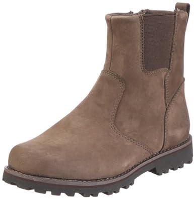 Timberland Toddler Asphalt Trail Waterproof Chelsea Boots - Brown 3.5