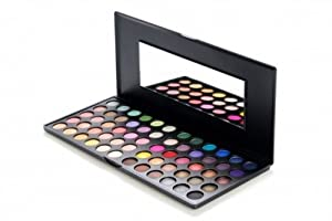BH Cosmetics 60 Color Eye Shadow Palette, Day and Night