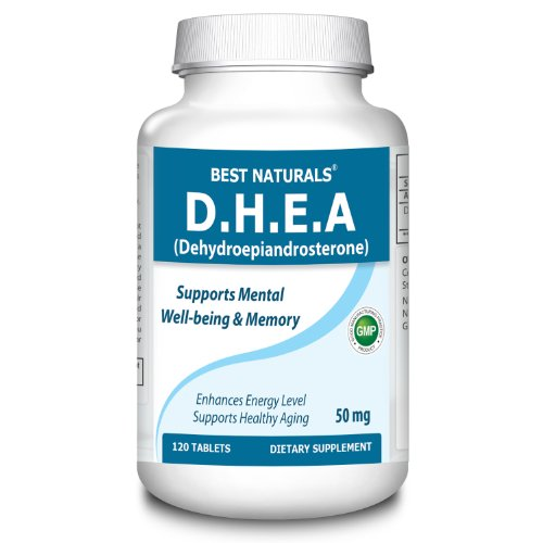 # 1 DHEA 50 mg 120 comprimés par Meilleures