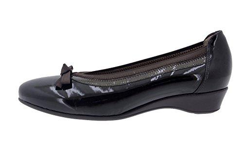 Scarpe donna comfort pelle Piesanto 5730 scarpe bassi comfort larghezza speciale