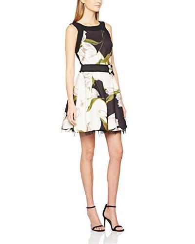 RINASCIMENTO Kleid schwarz/weiß