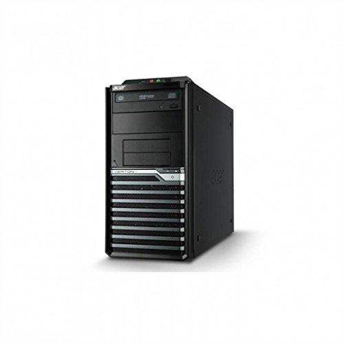 Acer Black Veriton M Series Vm4630G-I5443X Desktop Pc With Intel Core I5-4430 Processor, 4Gb Memory, 500Gb Hard Drive And Windows 8