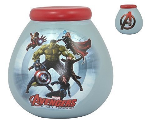 "Avengers - Salvadanaio motivo ""Age of Ultron"""