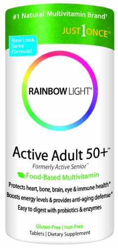 RAINBOW LIGHT - MULTI VITAMINE ANTI