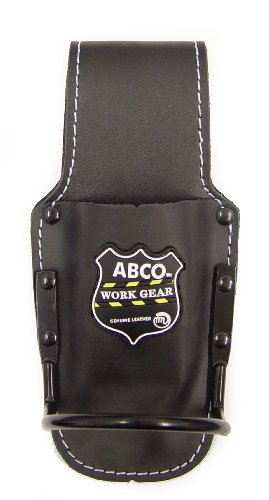 Abco 1320-1 Heavy Duty Premium Leather Hammer Holder And Knife Sheath
