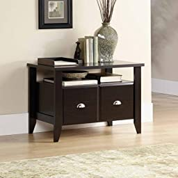 Drawer with Metal Runners and safety Creek Utility Stand, Black