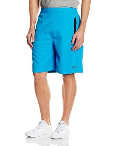 K-Swiss Shorts Man Hypercourt [Blu Royal]