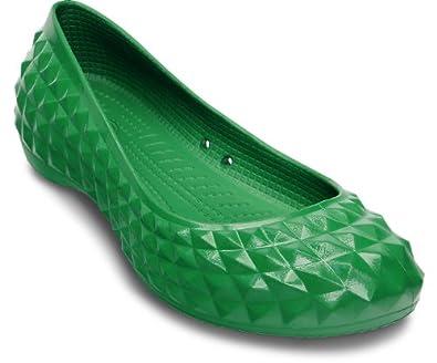 6be0ac3a41659e Crocs Women s Super Molded Patent Flat