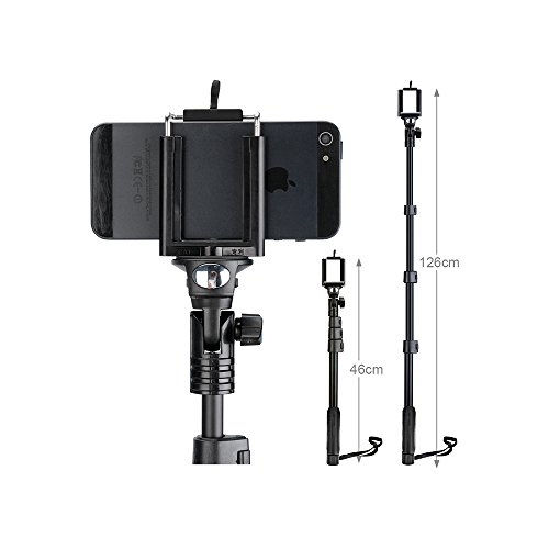 yunteng yt 188 handheld extendable selfie sticks yunteng yt 228 mini tripod phone holder. Black Bedroom Furniture Sets. Home Design Ideas