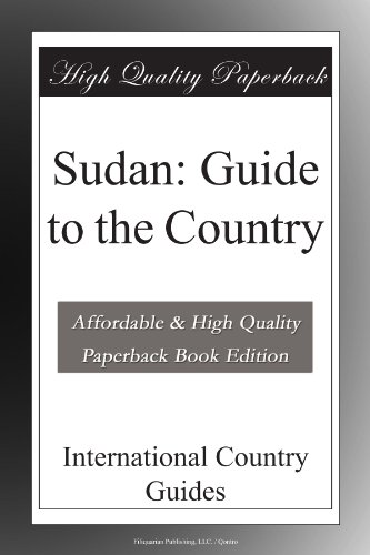 Sudan: Guide to the Country