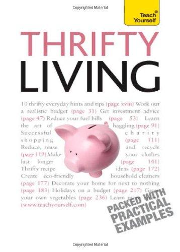 Teach Yourself Thrifty Living