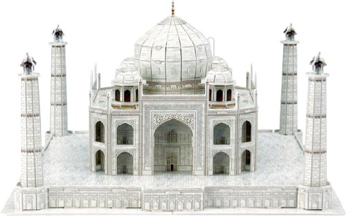 3D立体パズル タージ・マハル (世界遺産:インド)