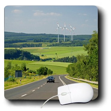 3Drose Llc 8 X 8 X 0.25 Electricity Generators Cars Energy Germany David R. Frazier Mouse Pad (Mp_81779_1)