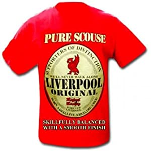 Liverpool Fc Pure Scouse T-shirt by Liverpool FC