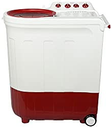 Whirlpool Ace 7.0 Turbo Dry Semi-automatic Top-loading Washing Machine (7.0 kg, Coral Red)