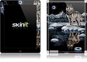 Buy Liquid Blue - Winter Night Wolf - Apple iPad 2 - Skinit Skin by Skinit