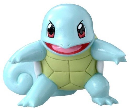 Takaratomy Pokemon Monster Collection M Figure - M-060 - Squirtle/Zenigame - 1