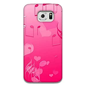 Mott2 MusicHeart Back cover for Samsung Galaxy Note 5 Edge (Limited Time Offers,Please Check the Details Below)
