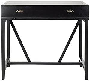 Safavieh American Homes Collection Wyatt Writing Desk, Black