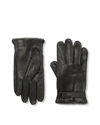 Portolano Men's Cashmere Lined Nappa Gloves