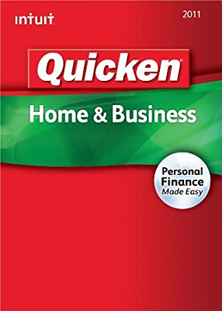 Quicken Home & Business 2011 [Download] [OLD VERSION]