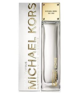 Michael Kors Sporty Citrus Eau De Parfum Spray, 3.4 Oz
