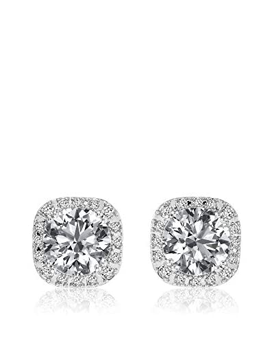 Diamond Style Pendientes Affinity Clear Crystal