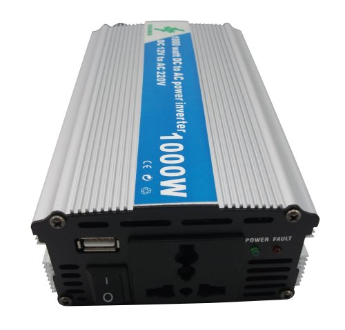 1000W Dc 12V To Ac 220V Modified Sine Wave Power Inverter With Usb Port front-33901