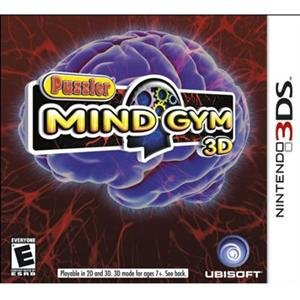 NEW Puzzler Mind Gym 3DS (Videogame Software)