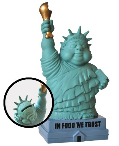 Big Mouth Toys Statue Of Gluttony Bank - 1