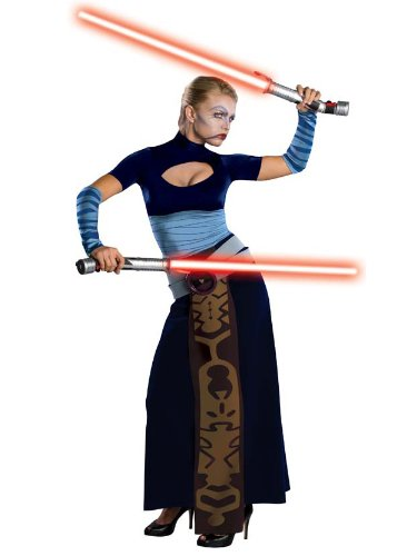 Sexy Asajj Ventress Costume Star Wars Theatre Costumes Womens Sexy Fighter Costu