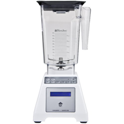 Blendtec HPA-611-25 Home HP3A Blender WildSide, White (Blendtec Brush compare prices)