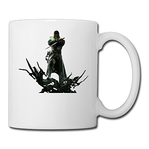 White Dishonored 2 2016 Game Ceramic Cups 11oz Unisex Printed On Both Sides (Vikings Season 1 Episode 4 compare prices)