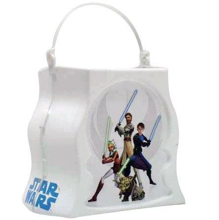 Rubie's Costume Co Clonewars Trick/Treat Pail Costume - 1