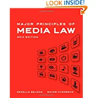 Major Principles of Media Law, 2014 Edition