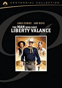 Cover of &quot;The Man Who Shot Liberty Valanc...