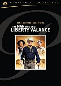 The Man Who Shot Liberty Valance  (Paramount Centennial Collection)