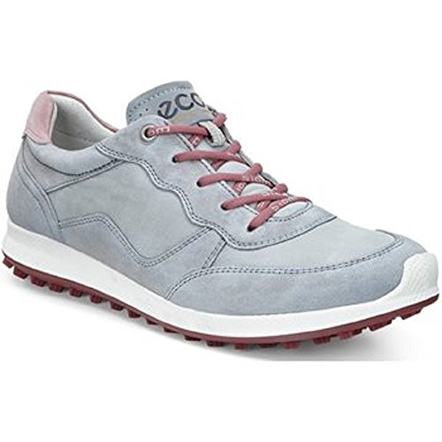 ECCO Womens Biom Hybrid 2 Titanium Wild Dove Golf Shoes 122503/55961