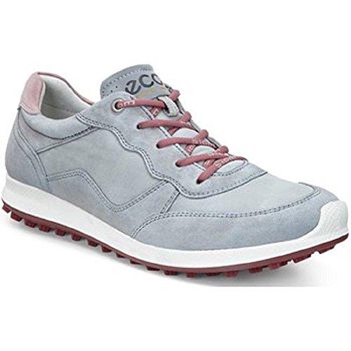 ECCO Womens Biom Hybrid 2 Titanium Wild Dove Golf Shoes 122503/55961