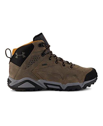 Under Armour Mens UA Tabor Ridge Leather Boots