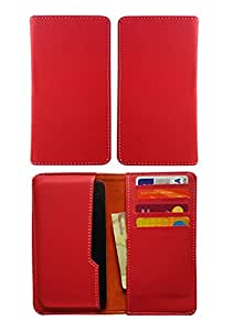 Fastway Pu Leather Pouch Case Cover For Samsung Galaxy Pop SHV-E220