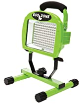 Designers Edge L1306 108-LED Portable Bright LED Workshop Lighting, Green