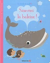 La minute du papillon : Sauvons la baleine !