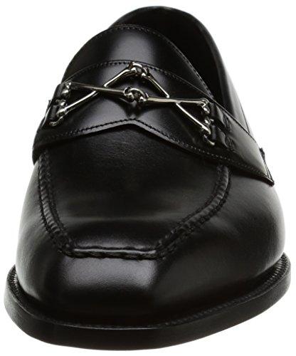 [バーカーブラック] BARKER BLACK Wolfe M0140 Black Calf(Black Calf/8)