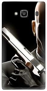 APE Designer Back Cover for Xiaomi Redmi 2 Prime