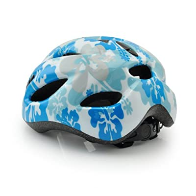 Sport Direct Men's Women's girls boys Bicycle Skating Helmet blue,Size:50cm-60cm by Guanshi